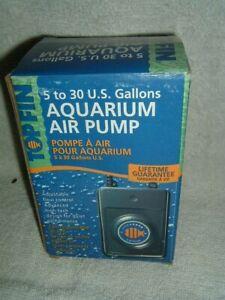 Topfin Aquarium Air Pump - For 5 to 30 U.S. Gallons Tank Tested Works W/Box