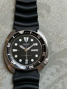 Vintage Seiko Turtle Automatic Diver 6309-7040