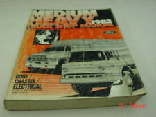 Vintage Ford 1982 Medium Heavy Truck Shop Manual Body Chassis Electrical Fix up