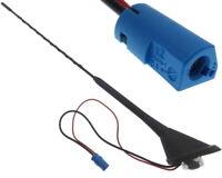 16V Antena de Techo Pie de Antena Amplificador Adecuado para Opel Renault Nissan