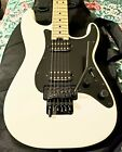 Charvel Pro-Mod So-Cal Style 1 HH FR Snow White UPGRADED!