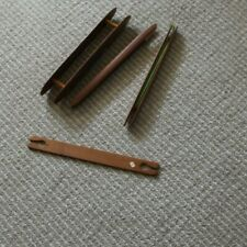 Vintage Lot of Wooden Weaving Tools