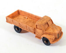Vintage Tomte Laerdal No 15 Dodge Lorry Truck Rubber Toy Car Norway F809
