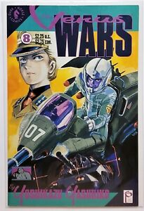 The Venus Wars #8 (Nov 1991, Dark Horse) VF