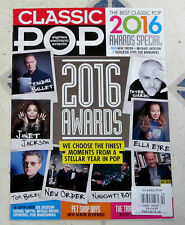 CLASSIC POP Electronic Mag JANET JACKSON New Order PET SHOP BOYS Peter Gabriel