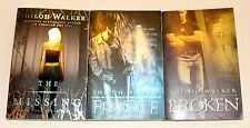 The Missing, Fragile, & Broken by Shiloh Walker 3 Trade size Paperback books!