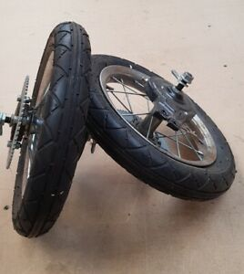 """Old stock 12"""" Inch Bike Bicycle Scooter wheel NEW tyre 12.5x2.25 inches"""