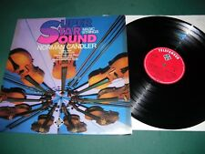 NORMAN CANDLER MAGIC STRINGS LP LOT OF 3 - SUPER STAR SOUND VOLS.1/2/3