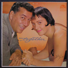 LOUIS PRIMA & KEELY SMITH: Together LP (Mono) Vocalists