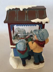 "HALLMARK Keepsake ~  Christmas Window 2007  NIB  ~ 5th in Series ~ 4"""