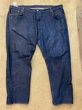 Levi's 501 Straight Denim Men's Size 50 x 32