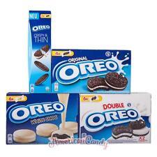 OREO Cookie MIX: 56 x OREO - Kekse im Mix (4 verschiedene Sorten Oreo) 16,02€/kg