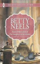 Dearest Mary Jane and The Daughter of the Manor The Betty Neels Collection