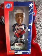 S Drury Bobble Head NHLPA Team USA Olympic NHL