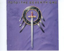 CD TOTO  the seventh one UK 1988 EX (A1596)
