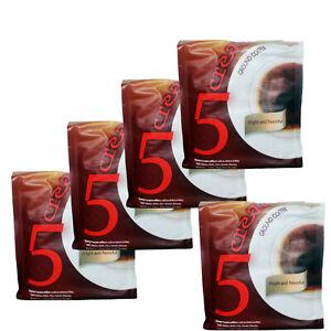 Creative 5, Paket 5 x 250g, 1,25 kg,  Bohne Arabica, die Spitzensorte