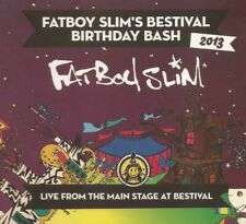 Fatboy Slim - Fatboy Slim's Bestival Birthday Bash (CD) NEW/SEALED 2 CD SET