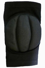 2 Football Knee Padded Volleyball Kneecap Protector Guard Sleeve Work Play Gym