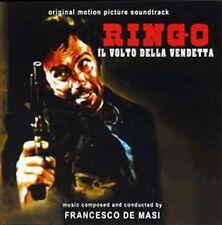 Francesco De Masi: Ringo, Il Volto Della Vendetta (New/Sealed CD)