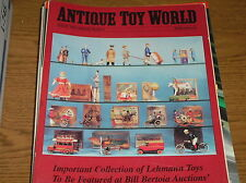 ANTIQUE TOY WORLD magazine ,aug. 1996 , Unusual MARITIME Toys , Cupola bank   B4