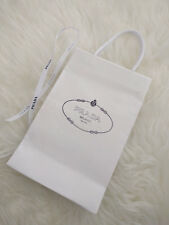 PRADA Luxury Small Paper Carrier Shopping Gift Bag - Very Good Condition!