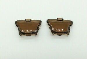 CAZAL Mod 951 or Mod 955 Side Shields for Sunglasses, Clean
