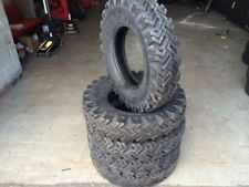2x 7.50-16 112L Deestone Extra Traction 750 x 16 Tube Type new tyres x2 7.50 16