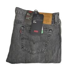 Levi's 511 Jean Men 42x30 Gray Stretch Denim Slim Fit Premium Tencel MSRP $98.00