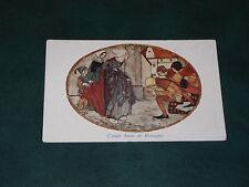 ORIGINAL RIE CRAMER GLAMOUR POSTCARD - ANNE DE BRETAGNE - W. DE HAAN.