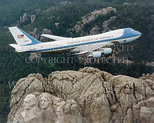US Air Force 1 President Mount Rushmore SD photo CHOICES 5x7 or request 8x10 or