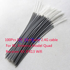 100Pcs DIY 15cm wire 2.4G cable For RC Antenna Wifi Quad Receiver RX Futaba JR