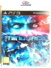 Mindjack PS3 Playstation Nuevo Precintado Videogame Retro Sealed New PAL/SPA