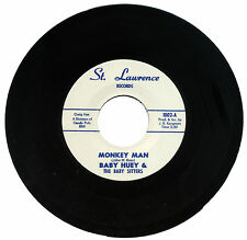 "BABY HUEY & THE BABY SITTERS  ""MONKEY MAN""  CLUB CLASSIC / R&B"