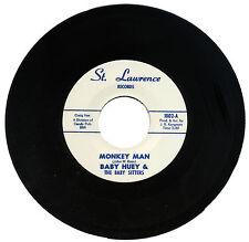 "BABY HUEY & THE BABY SITTERS  ""MONKEY MAN""  CLUB CLASSIC / R&B    LISTEN!"