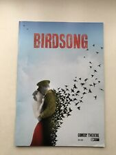 BIRDSONG Theatre Programme WESTEND