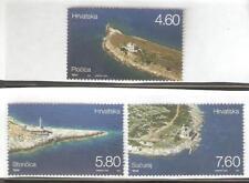 2013   CROATIA  -  SG  1167 / 1169  -  LIGHTHOUSES  -  UMM