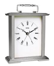 Acctim 36517 Gainsborough Mantel Clock, Silver