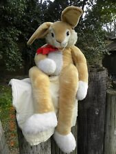 """Steiff Lulac Hase, 47"""" Easter Bunny"""