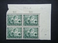 Germany Nazi 1933 Stamps MNH Die Meistersinger Block 4 German Empire Wagner Noth