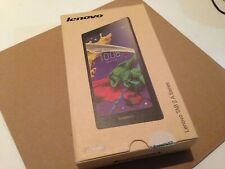 Lenovo Tab 2 A8-50F 16GBE-US Wi-Fi 1.3GHz Quad Core Android 8in Black NEW!!! NIB