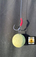 3 or 5   Korda style IQ2 D Rigs  - ready made carp fishing rigs - New 2021-