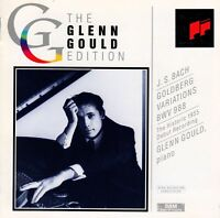 Glenn Gould: Johann Sebastian Bach (1685-1750) • Goldberg-Variations CD