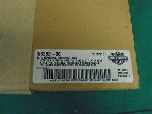 Harley Davidson Sissy Bar Upright Medium Low P/N 53282-06
