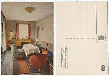32463 - Dittishausen - Wohnzimmer der Ferienlandhäuser - alte Ansichtskarte