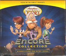 NEW Adventures in Odyssey ENCORE COLLECTION 12-Audio CD Set 36 Adventures FOTF