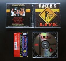 RACER X Live Extreme Volume II 92 JAPAN 1ST CD OBI APCY-8090 Paul Gilbert MR.BIG