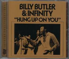 BILLY BUTLER & INFINITY (brother of Jerry)  Hung Up On You  New Sealed R&B CD