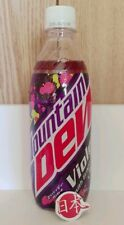 !NEW! MOUNTAIN DEW VIOLET SODA GRAPE FLAVOR 500ml Japan FREE SHIPPING ON HAND