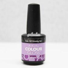 ARTISTIC NAIL DESIGN Colour Gloss Soak Off UV LED Gel Polish 15ml 0.5oz * LIST A