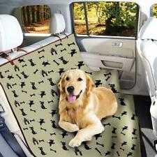 Etna Waterproof Heavy-Duty Pet  Car Seat Cover - Dog Theme